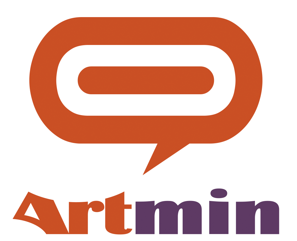 artmin communication logo web